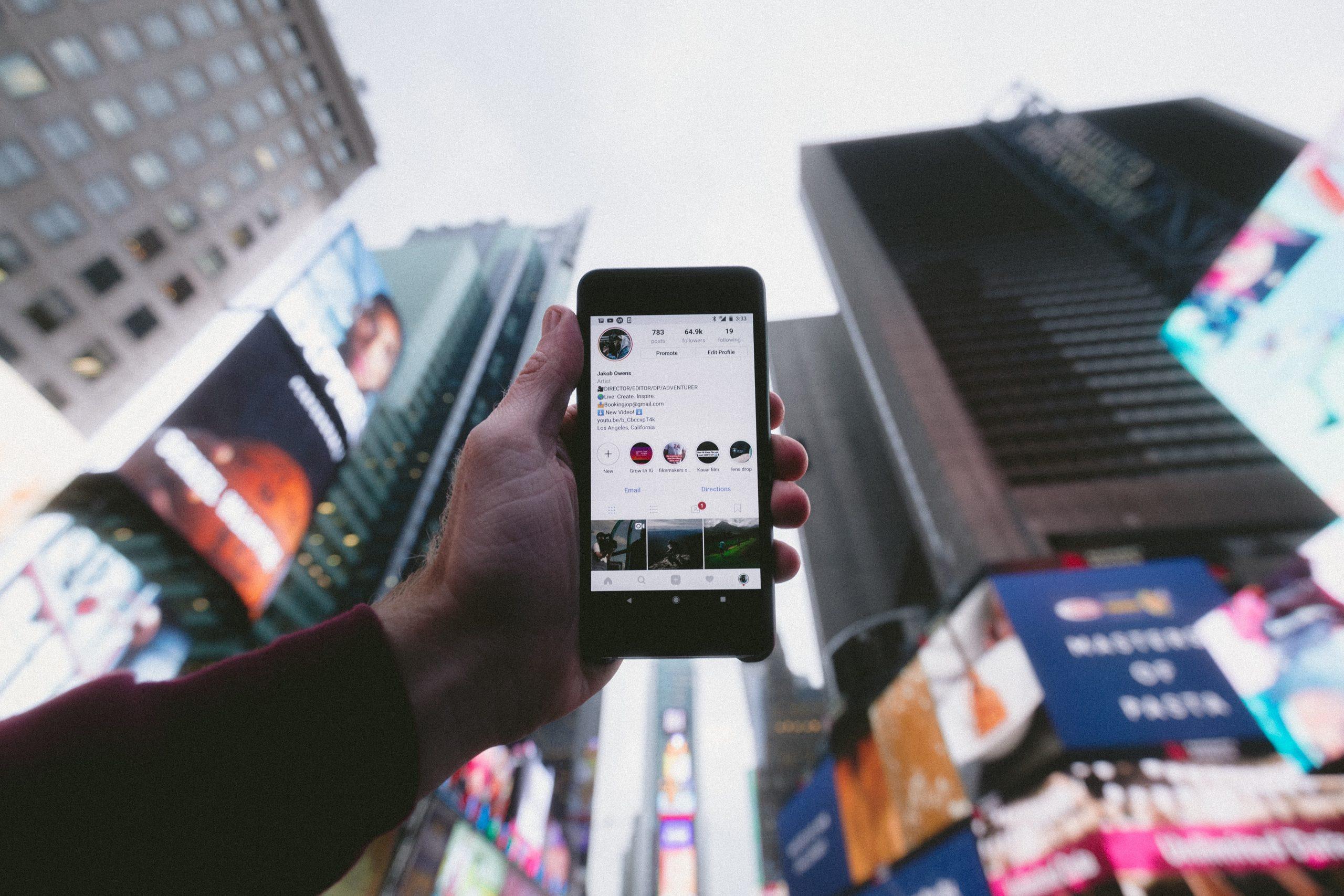 Classement des comptes Instagram marque employeur les plus influents