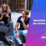Etude Ecoles de Commerce Notoriété Réputation Lycée